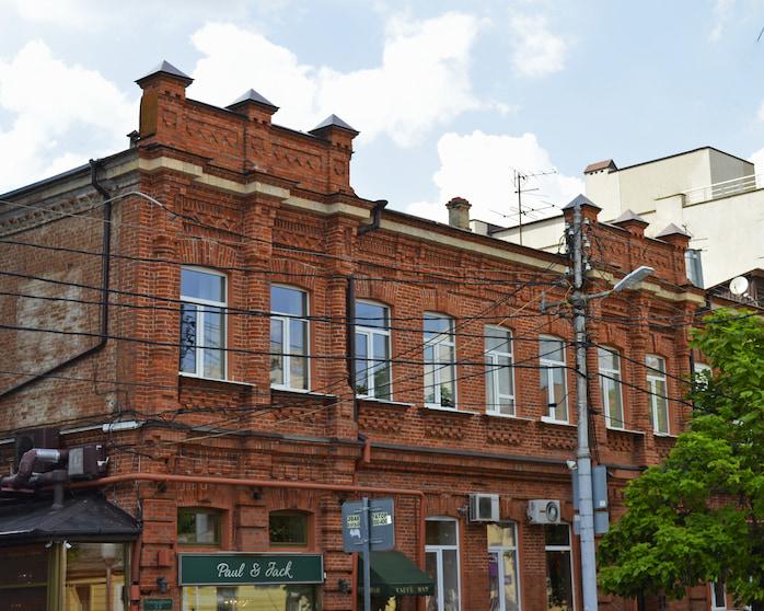 Здание «Южный Парус»